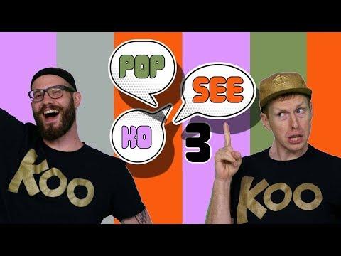 Koo Koo Kanga Roo - Pop See Ko 3 (Dance-A-Long)