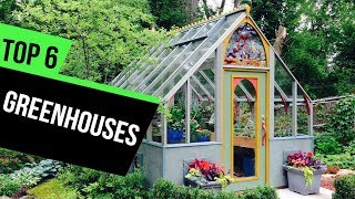 6 Best Greenhouses 2018 Reviews
