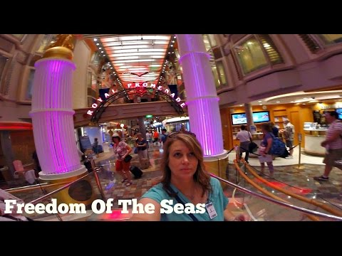 My Tour of the Freedom of the Seas