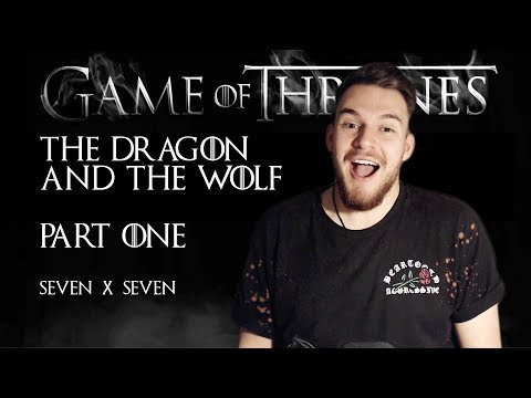 "Game of Thrones: Reaction | S07E07 - ""The Dragon and The Wolf"" (Part 1/3)"