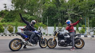 YOGYAKARTA WITH MIRACLE RIDERS PART 1 / BMW F900R