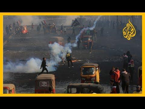 الحراك في العراق.. جهود تسمية رئيس جديد للحكومة على وقع الاحتجاجات  - نشر قبل 10 ساعة