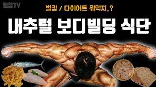 내츄럴 보디빌딩 식단 / 네츄럴과 로이더의 식단 차이가 있을까? - [김성국Q/A 11탄]