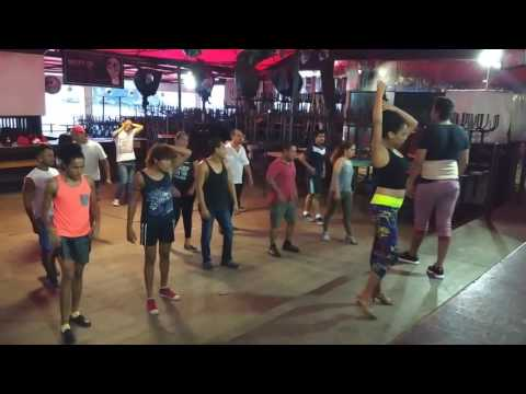 Dance lessons in Acapulco