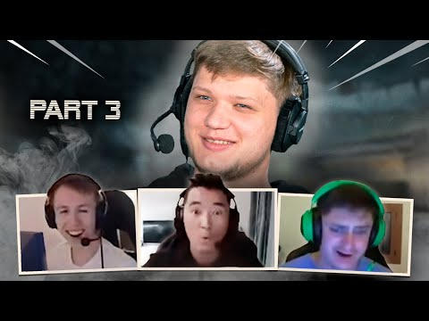 Pro Players Reaction To S1mple Plays (Part 3)