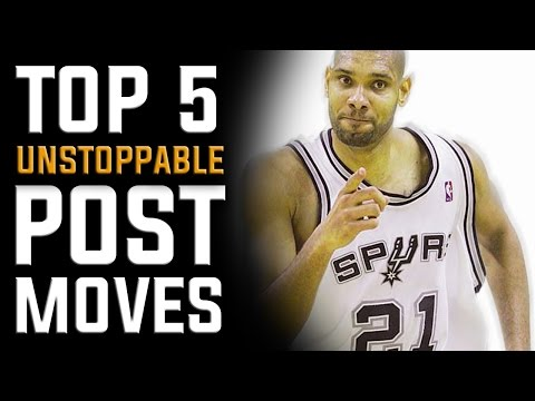 Top 5 Unstoppable Post Moves (Easy Buckets): Footwork for Centers and Power Forwards