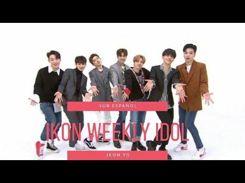 [SUB/ ESP-ENG] #iKON - Weekly Idol (Re-Subido) ~