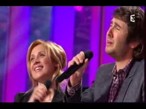 Lara Fabian & Josh Groban   -  L'hymne à L'amour  -  In Live  - Le 14  04  2013  -
