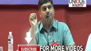Mr.INDRAJEET DESHMUKH Sir's speech at Unique Academy for UPSC - MPSC Students Part-2