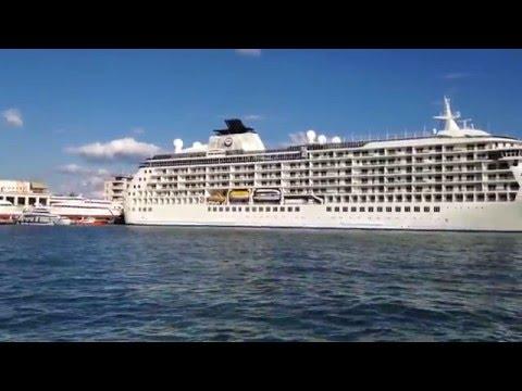 Yalta Ukraine Black Sea Port