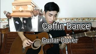 Coffin Dance - Astronomia - Fingerstyle guitar cover