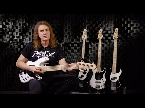 Megadeth's David Ellefson Debuts His New Jackson X Series Signature Concert Bass