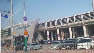 목포가는길 오송역 Mokpo Namhae Tour