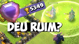 ATAQUE COM 10 PEKKAS - CLASH OF CLANS