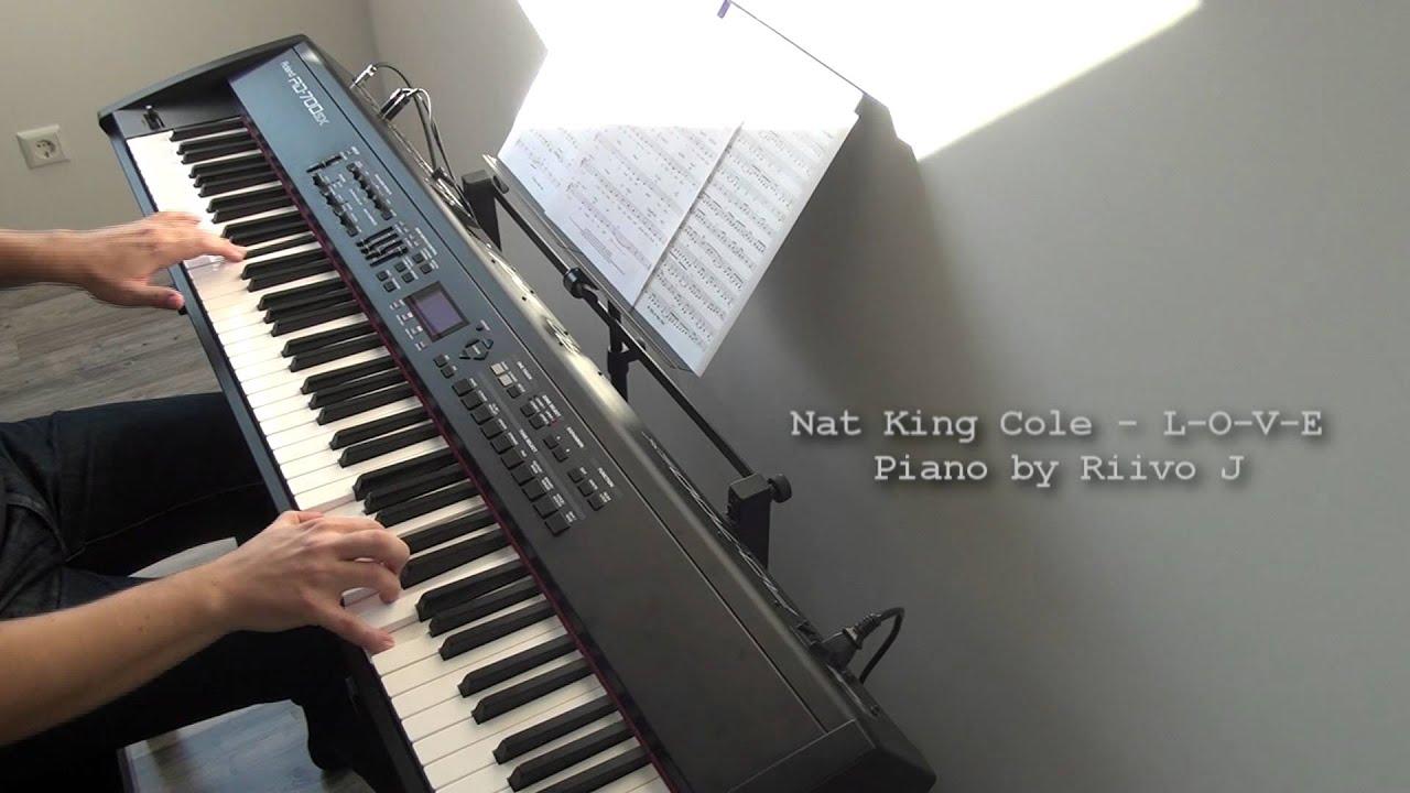 nat-king-cole-l-o-v-e-piano-cover-riivojmusic
