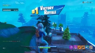 Fortnite Trog skin Victory Royale solo [High kill game] WOW!!!!!