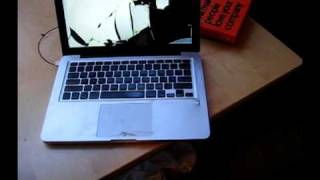 Destroyed Macbook Found By Apple Store Employee