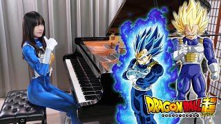 Dragon Ball Super「Vegeta Royal Blue / Limit Breaker Theme」Ru's Piano Cover | I'm SUPER RuRu!👍
