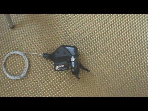 Microshift-7 Передний переключатель скоростей
