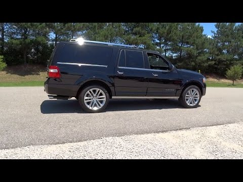2016 Ford Expedition EL Wilson, Rocky Mount, Goldsboro, Tarboro, Greenville, NC XP61469