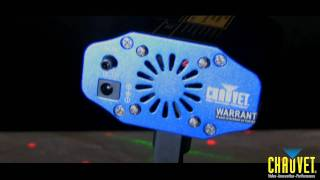MiN Laser FX: An ultra-compact, plug-and-play laser from CHAUVET