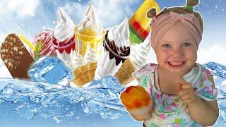 Делаем мороженое! Как сделать мороженое дома?Рецепты мороженого.