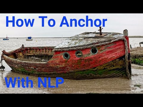 How to do anchoring