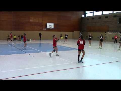 Nachwuchsturnier der Traditionsvereine_HC Leipzig vs. SV Union Halle-Neustadt (Spiel #4)