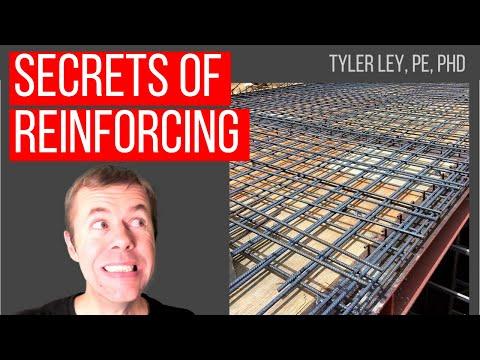 Secrets of Reinforcement | How to design reinforced concrete
