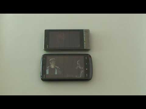 HTC Touch Diamond2 Video Performance