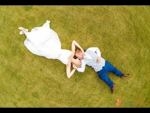 Drone Wedding Videography Cinematography by WeddingsByEvans