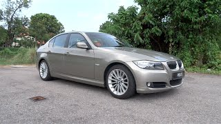 2010 BMW 323i Start-Up and Full Vehicle Tour