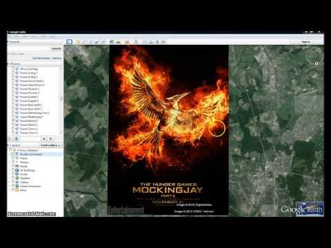 Hunger games Mockingjay Part 2 Trailer and Poster. Illuminati Freemason Symbolism.
