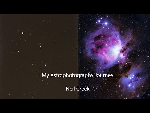 My Astrophotography Journey