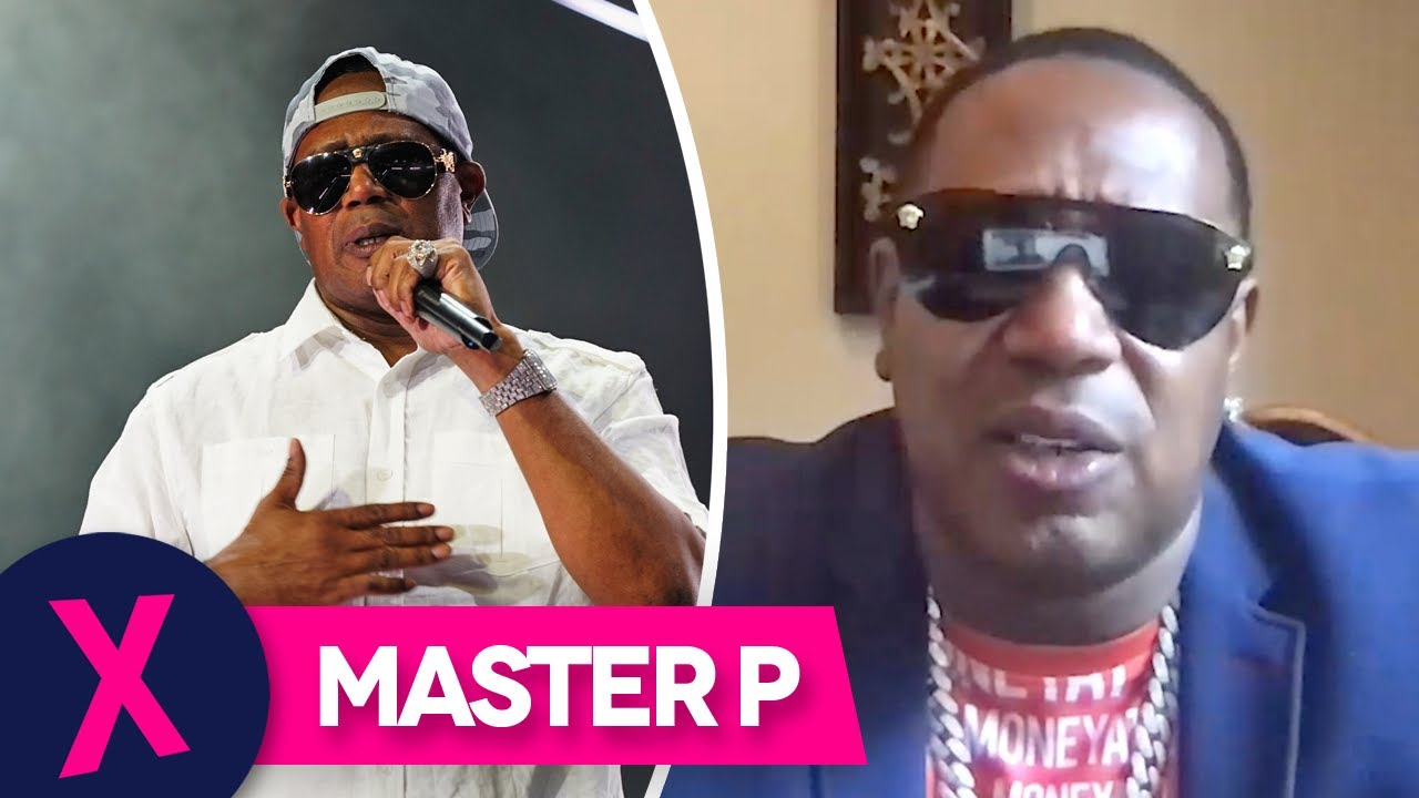 Master P Drops Inspirational Gems   Capital XTRA