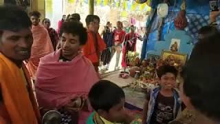 Mantu chhuria singing nama sankritanya hare krishna hare rama 2019