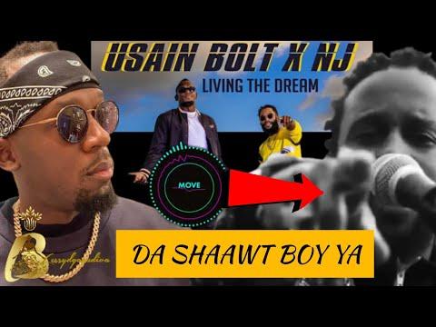 Popcaan DISS Usain Bolt? | Usain Popcaan Fans Responds