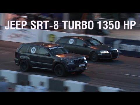 Fastest Jeep SRT-8