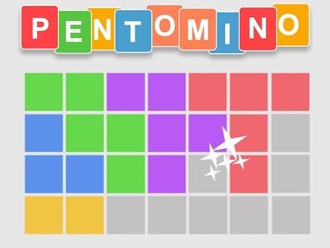 Pentomino Gameplay