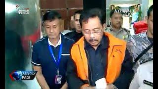 Usai Diperiksa Gubernur Kepri Nurdin Basirun Langsung Ditahan