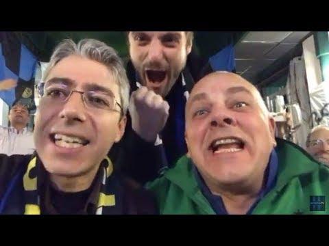 Genoa-Inter LIVE con pre e post partita dall'IC Tri Basei