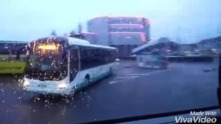 видео Расписание автобусов Калининград — Гданьск