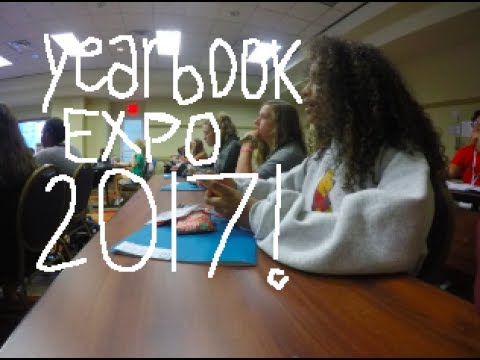 yearbook expo 2017