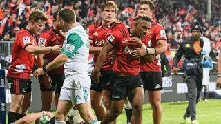 Reviewing Crusaders v Hurricanes - Super Rugby Semi Final