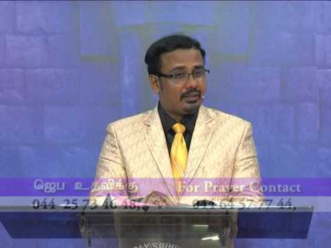 2015 Prophecy By Apostle Victor Rajamani