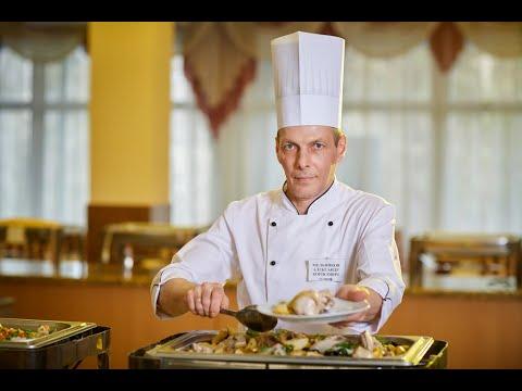 Ресторан в Санатории РОДНИК Кисловодск (Официальный ролик)
