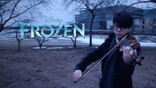 "Disney's Frozen ""Let It Go"" Jun Sung Ahn Violin Cover"