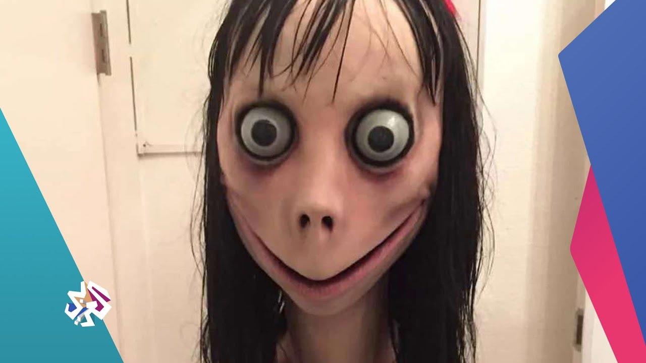 صباح النور دمية الرعب مومو في الرسوم المتحركة للأطفال Youtube