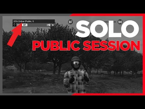 SOLO PUBLIC SESSION - GTA V - XBOX ONE - DOOMSDAY HEIST PREP