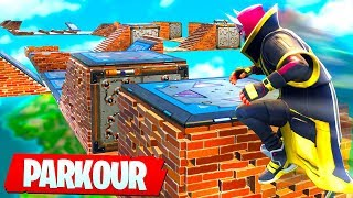 Fortnite ITA - STEF VS PHERE SFIDA DI PARKOUR!!